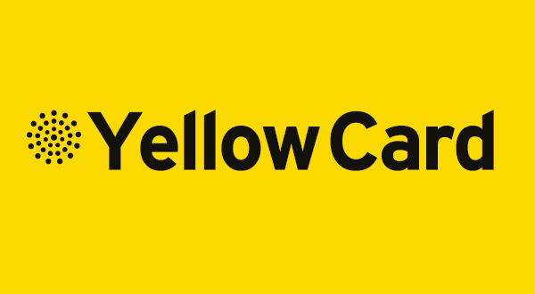 yellow card report any suspected side effects