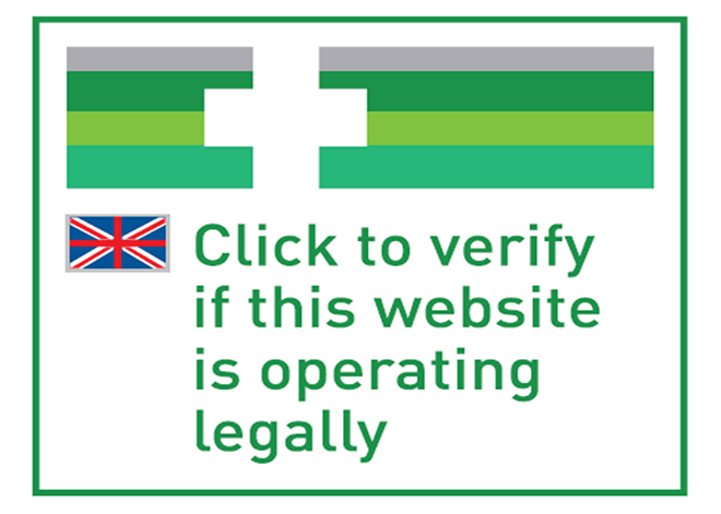Image of EU Common logo - mandatory logo for selling medicines online