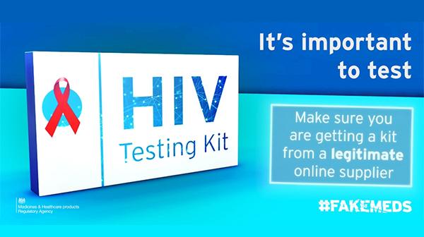 HIV testing kits