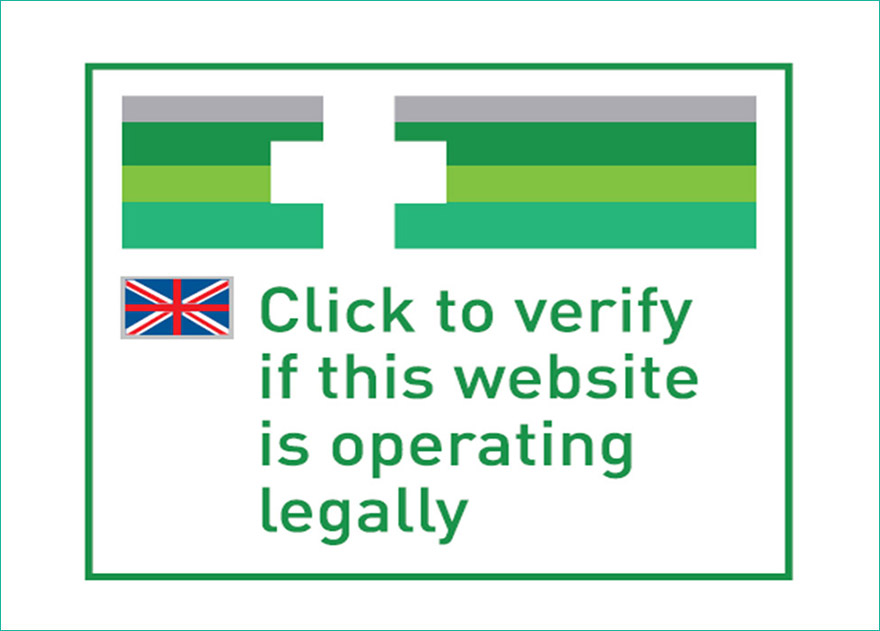 Distance Selling Logo valid in Northern Ireland only